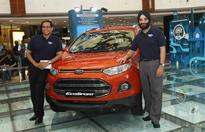 Made in India Ford EcoSport to be exported to 40 Countries