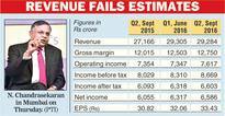 TCS offers mixed bag