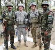 India, US armed forces make progress in joint military exercises