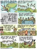 Toon turtles & tigers talk global warming: Here's Rohan Chakravarty's Green Humour