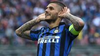 Icardi happy at Inter amid Arsenal rumours