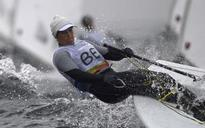 Rio's dirty water claims 'first victim'