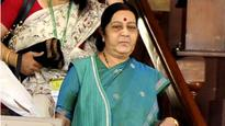 Safety and security of Indian diaspora top priority of govt, says Sushma Swaraj