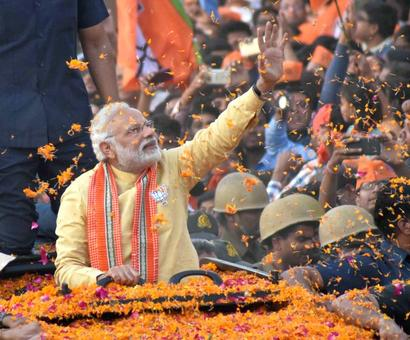 IS module made failed bid to target PM's Lucknow Dussehra rally: NIA
