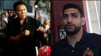 British boxer Amir Khan says Muhammad Ali inspired his charity work