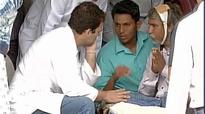 Rahul Gandhi in Gujarat: Not the first time Congress leader has been on ground zero