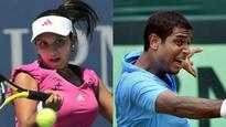 Cincinnati Open: Sania Mirza-Peng Shuai through to quarters, Ramkumar Ramanathan exits