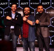 Kabir Khan, Pritam and Vir Das come together to celebrate JUXT