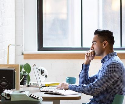Computer Vision Syndrome: How to protect your eyes at work