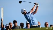 Golf: Warren leads in Portugal Masters as talk of 59 fades