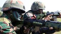 Mock drill marks end of Indo-Kazakh military exercise