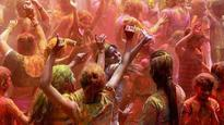 Holi 2016: Pink City soaked in various hues
