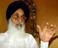 Congress, AAP not sincere to people of Punjab: CM Parkash Singh Badal