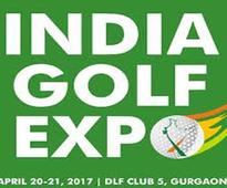 India Golf Expo to start from Thursday