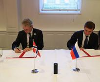 Norway and Russia agree Barents Sea quotas
