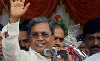 Why must I remove lal batti, asked Siddaramaiah