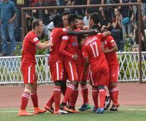 I-League: Aizawl FC beat East Bengal 1-0 at home