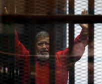 Egyptian Court adds 40 Years of Jail to ex-President Mursi,  Second Sentence of Treason