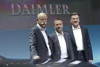 Daimler trucks chief Bernhard steps down