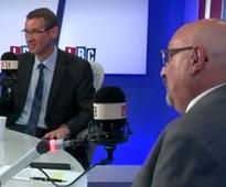 Israeli and Palestinian envoys in head-to-head on live radio