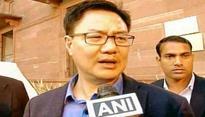 Rijiju targets 'intolerance brigade' over Indu Sarkar row