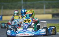 Young go-karting driver Shihab epitomises fighting spirit
