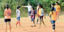DSYA football camp for girls leaves them happy with the ball