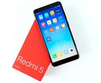 Xiaomi Redmi 5 Unboxing and First Impressions