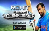 Rohit Sharma launches