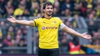 Borussia Dortmund's day to forget with Bayern confirmed champions