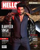 Ranveer Singh sizzles on Hello! India's September cover