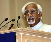 Hamid Ansari expresses concern over reduced duration of Parliament sessions