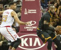 NBA roundup: Atlanta Hawks end Cleveland Cavaliers' unbeaten run, Memphis Grizzlies get slim win