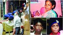 50-year-old woman, 2 grandkids found murdered in Malwani home