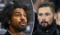 Is David Haye retiring? No - but Tony Bellew is going to start paying his pension