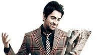 Ayushmann tries Chaplin-inspired look for Meri Pyaari Bindu