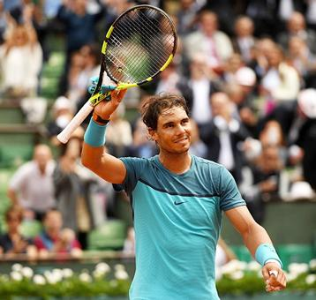 French Open PIX: Nadal, Djokovic, Serena march on; Bouchard ousted