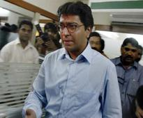 NCP workers attack MNS chief Raj Thackeray's convoy