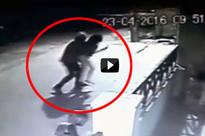 Shocking video: Woman kidnapped in public view in Bangalore