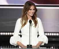 Ralph Lauren Is Designing an Inaugural Gown for Melania Trump