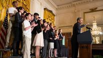 White House Science Fair: Barack Obama praises young Indian-American science wizards