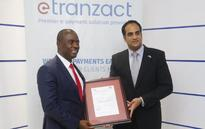 eTranzact receives service delivery, security certifications from British Standards Institute