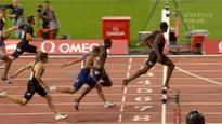 'Bolt is away from this field' - Usain Bolt cruises to victory in 200m event in London