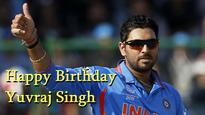 'A Champion and A Fighter': Cricket fraternity wishes Yuvraj Singh on 36th birthday