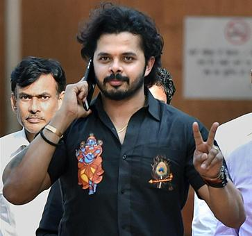 Life ban on Sreesanth: SC issues notice to BCCI