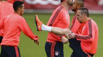 Bayern Munich winger Franck Ribery fit for Atletico Madrid semi-final