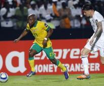 Bafana pay for penalty miss