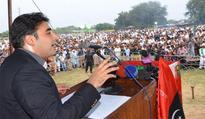 Nawaz has forgotten about CoD: Bilawal