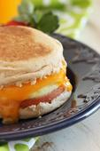 Check out this Egg McMuffin copycat that you can make ahead and freeze