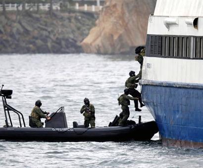 Brazil arrests 10 for 'amateur' terror plot against Rio Olympics
